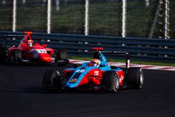 Arjun Maini, Jenzer Motorsport leads Jack Aitken, Arden International