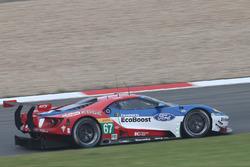 Ford Chip Ganassi Racing Team Uk Ford Gt Marino Franchitti Andy Priaulx Nurburgring