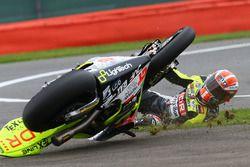 Choque de Simone Corsi, Speed Up Racing