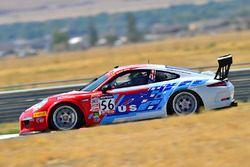 #56 Wright Motorsports Porsche GT3 Cup: McKay Snow