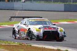 #3 Nddp Racing Nissan GT-R Nismo GT3: Kazuki Hoshino, Jann Mardenborough
