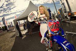 Promotie Moto Cross Grand Prix tijdens Gamma Racing Day