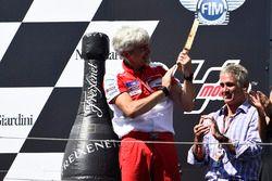 Gigi Dall'Igna, Directeur Général Ducati Corse, Mick Doohan