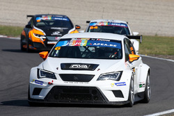 Mathieu Detry/Lorenzo Donniacuo, Ferry Monster Autosport, SEAT Leon TCR