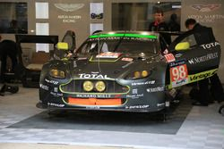 Экипаж #98 Aston Martin Racing Aston Martin Vantage
