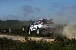Карл Крууда и Мартин Ярвеоха, Drive DMACK Trpohhy Team, Ford Fiesta R5