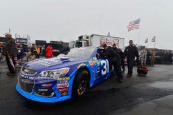 La voiture de Ryan Newman, Richard Childress Racing Chevrolet