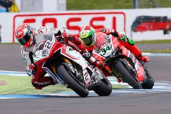 Leon Camier, MV Agusta Reparto Corse and Davide Giugliano, Aruba.it Racing - Ducati Team