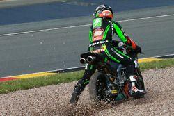 Adam Norrodin, Drive M7 SIC Racing Team runs out