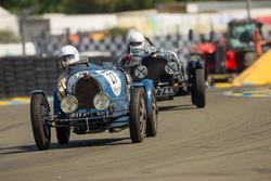 Bugatti 35 aus dem Jahr 1932