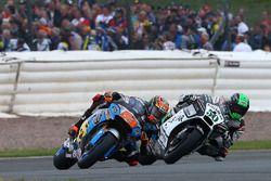 Tito Rabat, Marc VDS Racing Honda y Eugene Laverty, Aspar MotoGP Team