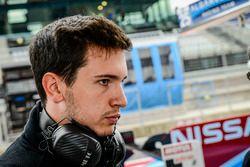 #9 Graff Racing Ligier JS P3 – Nissan: Paul Petit