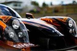 #60 Michael Shank Racing with Curb/Agajanian Ligier JS P2 Honda, dettaglio