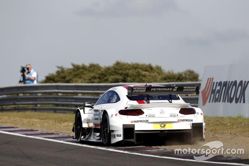 9. Esteban Ocon, Mercedes-AMG Team ART, Mercedes-AMG C 63 DTM DTM