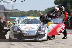 Porsche 911 GT3 CUP #3 Oleksandr Gaidai e Mikael Grenier, Tsunami RT - Padova