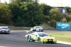 Mike Rockenfeller Audi Sport Team Phoenix, Audi RS 5 DTM