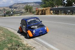 Luigi Parello, Fiat 500, FR Motorsport