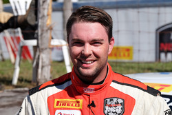 Vainqueur de la course et champion, Xavier Coupal