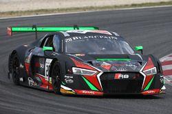 #28 Belgian Audi Club Team WRT, Audi R8 LMS: René Rast, Will Stevens