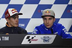Marc Marquez, Repsol Honda Team, Maverick Viñales, Team Suzuki MotoGP