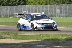 Mikhail Grachev, Honda Civic TCR