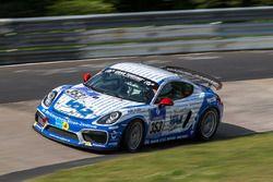 #353 Team Mathol Racing, Porsche Cayman: Marc Keilwerth, Volker Wawer