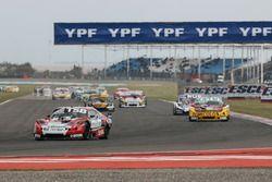 Jose Manuel Urcera, Las Toscas Racing Chevrolet, Nicolas Bonelli, Bonelli Competicion Ford, Gabriel