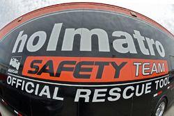 Holmatro Safety Team signage