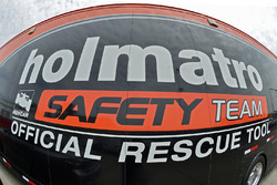 Holmatro Safety Team signage