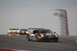 #21 Ferrari of Palm Beach Ferrari 458: Danny Baker