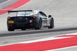 #12 Ferrari of Central Florida, Ferrari 458: Charles Quinton