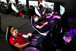 Tatiana Calderon, Arden International dans la Gamezone F1