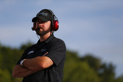 Seth Barbour, Jefe del equipo de Darrell Wallace Jr., Roush Fenway Racing Ford