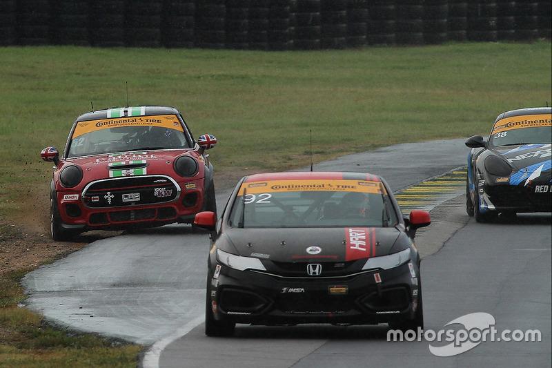 #92 HART Honda Civic Si: Steve Eich, Cameron Lawrence