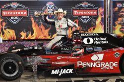 Winnaar Graham Rahal, Rahal Letterman Lanigan Racing Honda