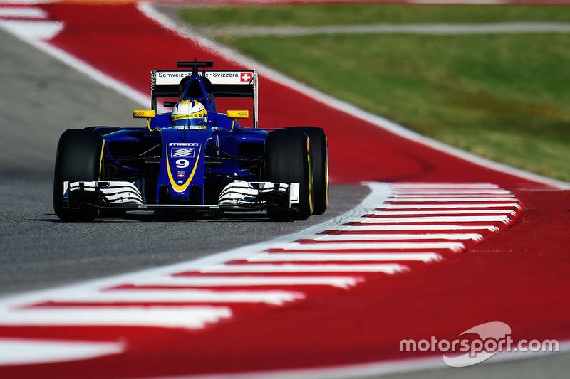 14. Marcus Ericsson, Sauber C35