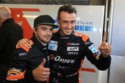 Polesitters LMP2 #26 G-Drive Racing Oreca 05 - Nissan: Roman Rusinov, Will Stevens