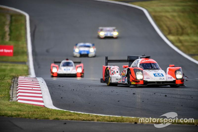 #44 Manor Oreca 05 - Nissan: Matthew Rao, Richard Bradley, Roberto Merhi