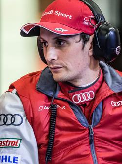 Оливер Джарвис, #8 Audi Sport Team Joest Audi R18 e-tron quattro