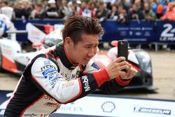 #6 Toyota Racing Toyota TS050 Hybrid: Kamui Kobayashi