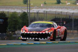#177 Kessel Racing Ferrari 458 Challenge Evo: Fons Scheltema