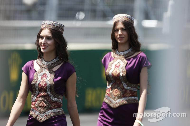 Baku girls