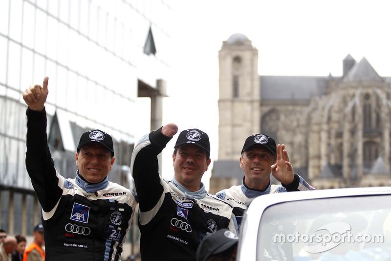 #84 SRT41 by Oak Racing Morgan – Nissan: Frédéric Sausset, Christophe Tinseau, Jean-Bernard Bouvet
