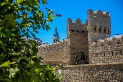 Bakü eski şehir