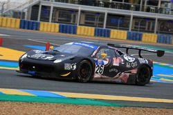 رقم 26 كلاسيك اند مودرن ريسينغ فيراري 458 إيطاليا جي تي 3: نيكولا مسلين، ماتيو فكسيفير