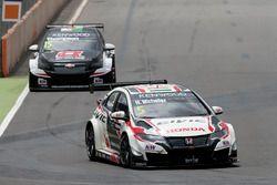 Норберт Михелиц, Honda Racing Team JAS, Honda Civic WTCC