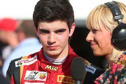 Race 2 winnaar Raul Guzman Marchina, DR Formula