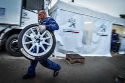 Meccanico, Peugeot Sport Italia