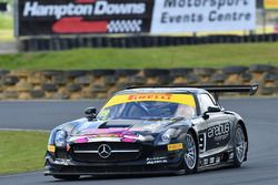 #19 Griffith Corporation Mercedes-AMG GT3: Mark Griffith