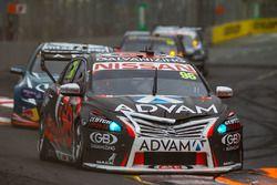 Dale Wood, David Russell, Nissan Motorsports